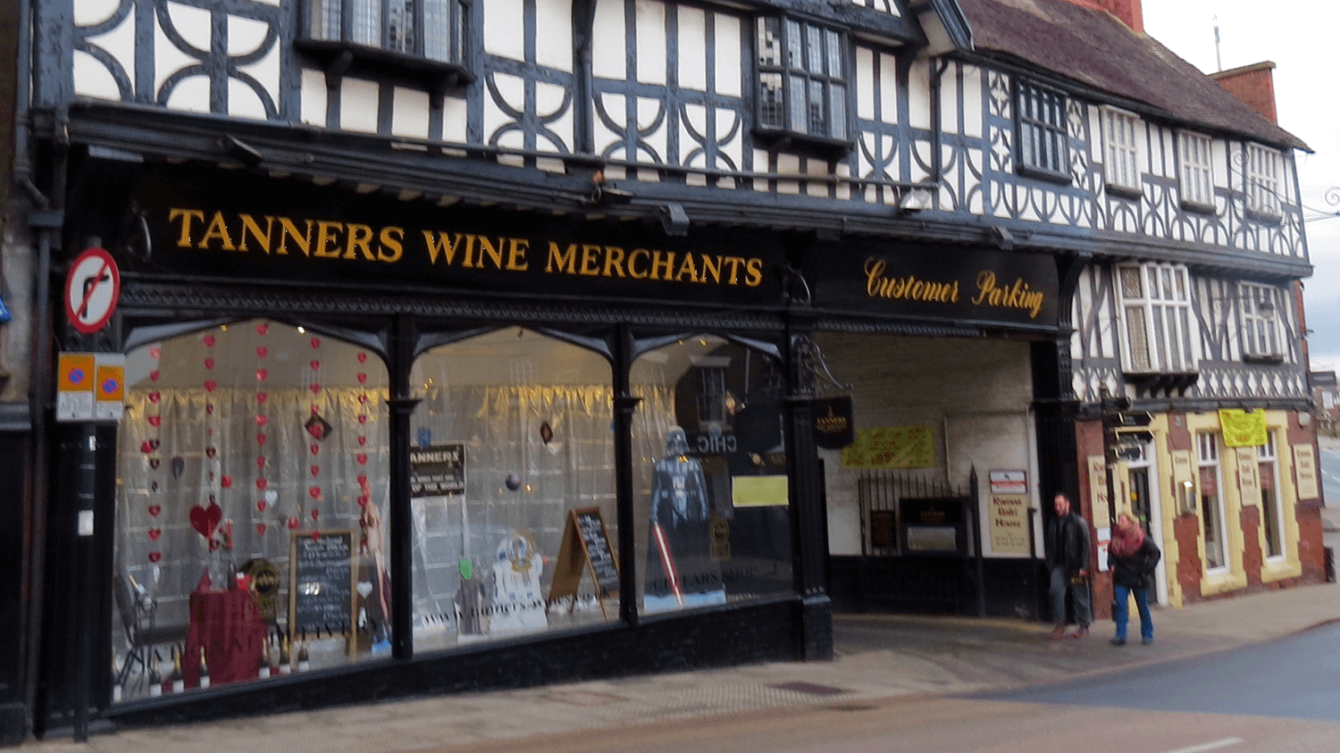 Commercial property in Shrewsbury